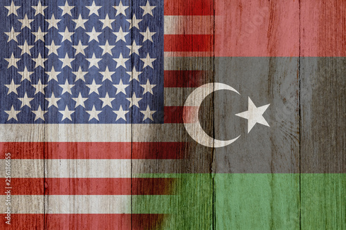 Relationship between the USA and Libya