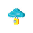 cloud computing with padlock secure