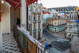 Old streets of Havana, Cuba