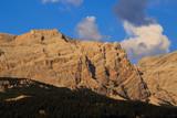 Sass de la Crusc, Dolomiti, Val Badia