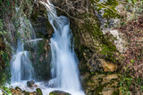This is a capture of a waterfall located in north Lebanon and it is a longtime exposure shot to achieve this silky texture of the water