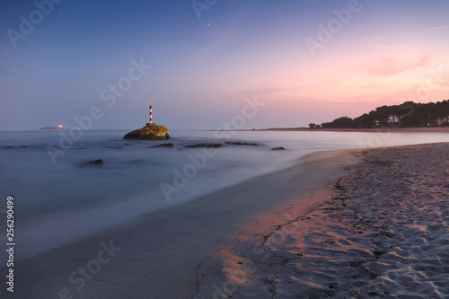 Foto Murales Miño river estuary
