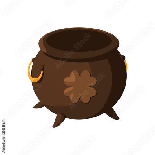 saint patrick cauldron icon