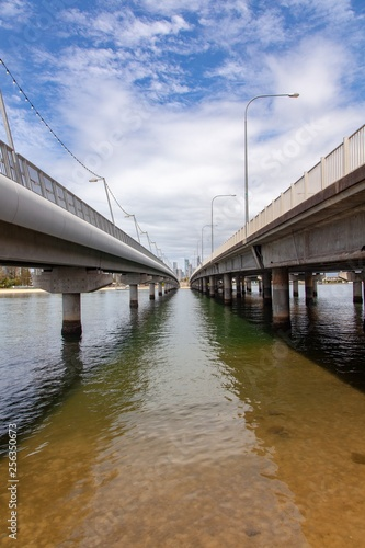 Under the bridge - 256350673