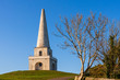 The iconic Killiney obelisk built in 1742 to commemorate