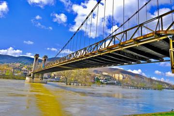 pont val de saône couzon 5 © 357680 ANDRE CUZEL
