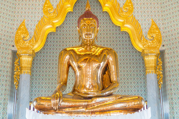 Bangkok, Temple of the Golden Buddha