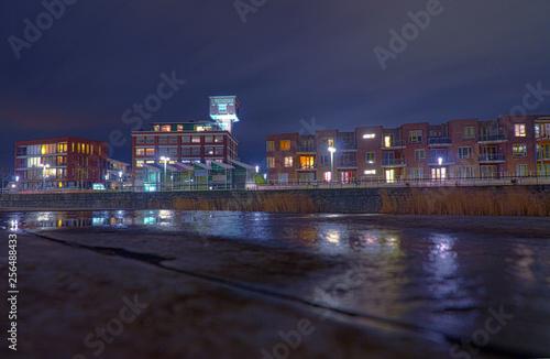 Hafen in Enschede © Michel