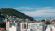 Quadro Cantagalo favela above Ipanema, Rio de Janeiro, pictured below. This shanty town used to be a prime drug dealing spot until the favela was pacified in 2009