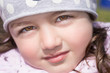 Leinwanddruck Bild - Bimba bella