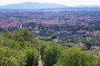 Aerial view of Montecatini Terme, Tuscany, Italy - 256611479