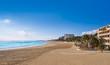 Leinwanddruck Bild - Benicassim Voramar playa beach Castellon