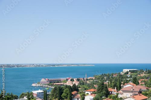Sloweniens Küste