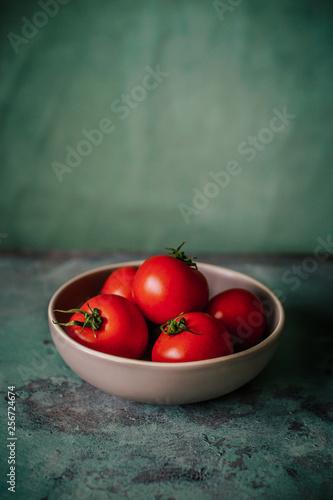 canvas print picture Tomato