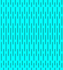black strokes on blue background, vector seamless pattern © Alla