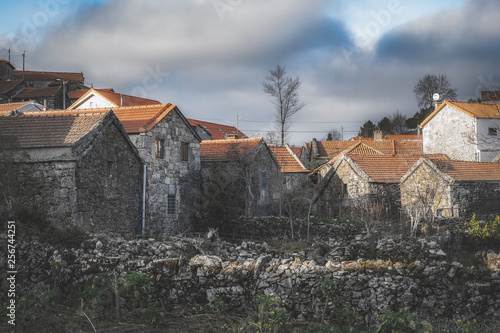 Casas de pedra antigas