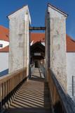 Fototapeta Fototapety na drzwi - Burg Wildenstein / oberes Donautal © Volker Loche