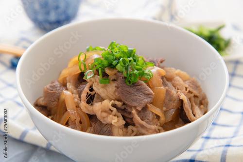 牛丼 © karin