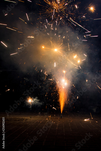 Fuegos artificiales © #viajandoconchalau