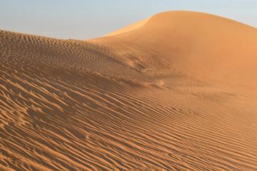 Sandwüste bei Dubai
