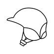 helmet snowboard sport icon