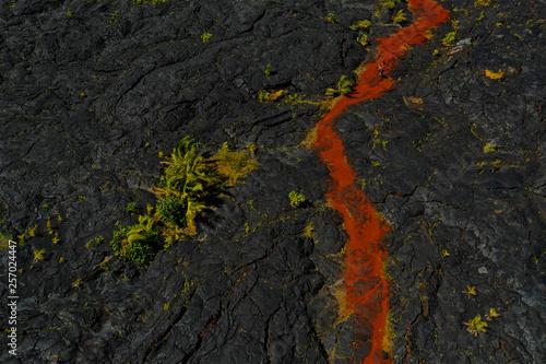 Hawaii aus der Luft - Luftbilder von Lava und tollen Landschaften auf Big Island © Roman