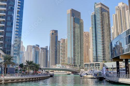 Gratte-ciel de Dubaï © Lotharingia