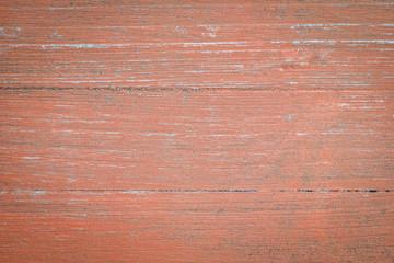 orange painted wood background
