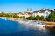 Koblenz city skyline in Germany