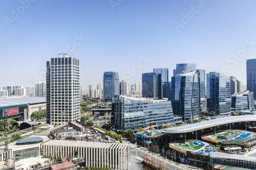 Moderne Suzhou - Chine  © lorabarra