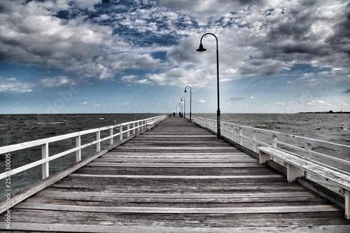 Pier Ocean Water © Michelle