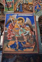 "Постер, картина, фотообои ""Rila Monastery, Bulgaria"""