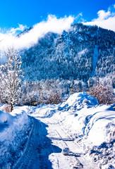 village lenggries - bavaria © fottoo