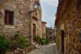 calle tipica de Tossa de Mar España