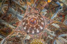 "Постер, картина, фотообои ""Monasterio de Bachkovo, Bulgaria"""