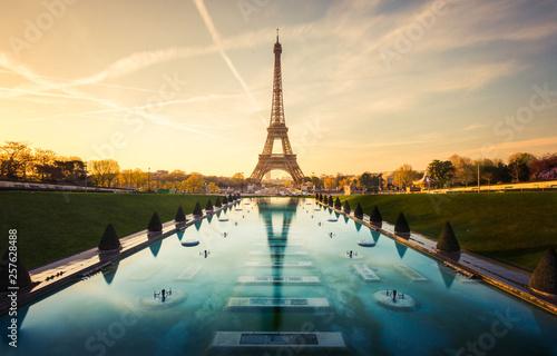 Paris - Jardins du Trocadéro - 257628488
