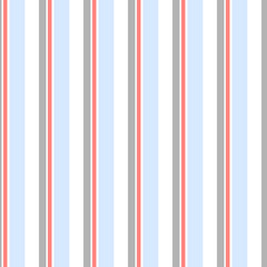 Vertical striped seamless pattern.Vector abstract background.