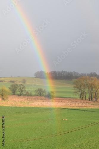 Regenbogen in der Vulkaneifel © Markus Volk