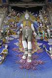 Wat Pariwat in Bangkok (Thailand). Details