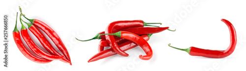 Red hot chili pepper © seralex