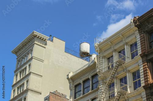 fototapeta na ścianę SOHO rooftops