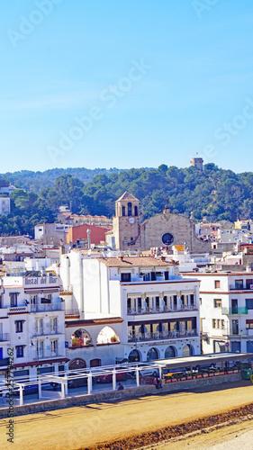Tossa de Mar, Costa Brava, Girona, Catalunya, Spain, Europe © sanguer