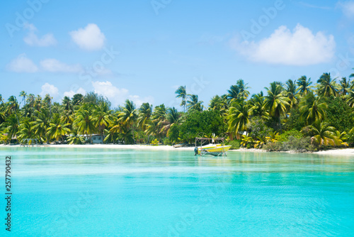 Bora Bora, Tahiti (French Polynesia)