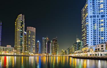 Dubai, skyscrapers Dubai Hotels