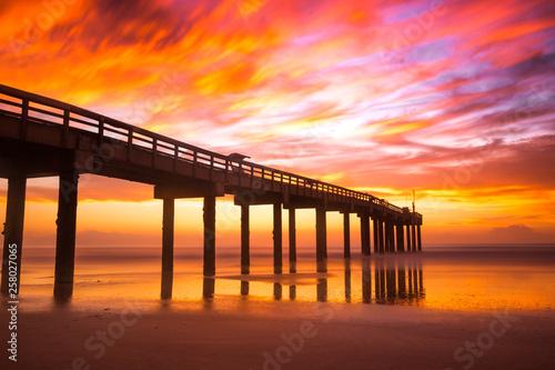 St. Augustine Pier © Sean