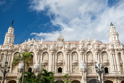 Great Theatre, Havana, Cuba