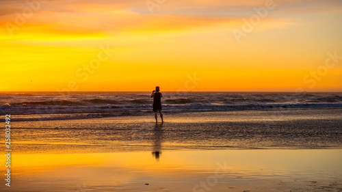 fototapeta na ścianę Oregon Coast Sunset