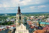 Fototapeta City - Panorama miasta Przemyśl Polska © Heroc