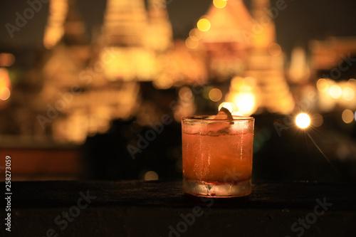 Drink in Bangkok Thailand © Dusadeephan Phajee