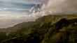 canvas print picture - Die Küste der Insel Flores.